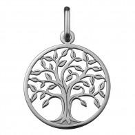 Médaille arbre de vie ajourée (Argent)