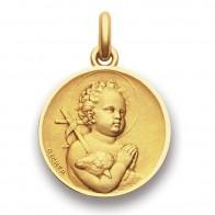 Médaille Ange Saint Jean
