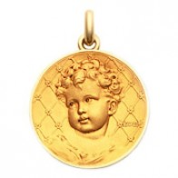 Médaille Bébé Becker