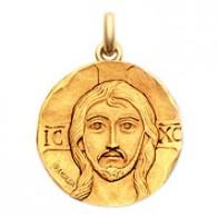 Médaille Christ Pantocrator
