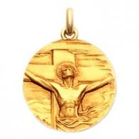 Médaille Christ Rédemption
