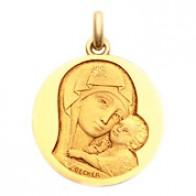 Médaille Becker Notre Dame de Tendresse