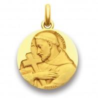 Médaille Saint Bertrand