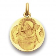 Médaille Saint François d'Assise