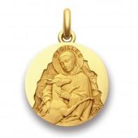 Médaille Saint Gilles
