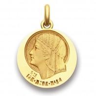 Médaille Sainte Monique
