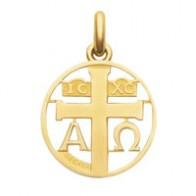 Médaille Symbole Croix
