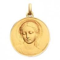 Médaille Becker Vierge Amabilis