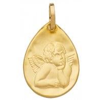Médaille Goutte d'Ange (Or Jaune 9K)