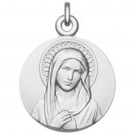 Médaille Vierge Magnifique (Argent)