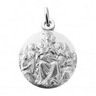 Médaille Vierge aux anges (Argent)