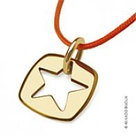 Pendentif étoile Che (Or Jaune)