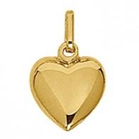 Pendentif coeur (Or Jaune)