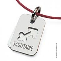 Pendentif SIGNS Sagittaire (Argent)