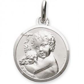 Médaille Agneau de Dieu (argent)
