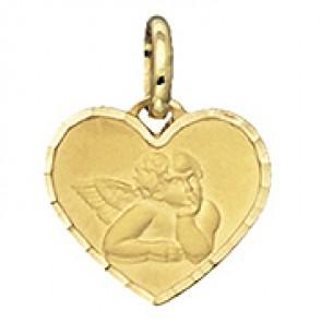 Médaille Ange Cœur