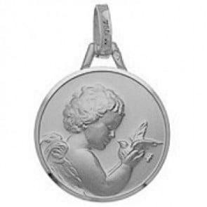 Médaille Ange et Colombe