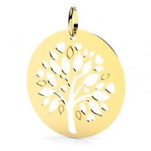Médaille l'Arbre ajouré de la Vie (Or jaune)