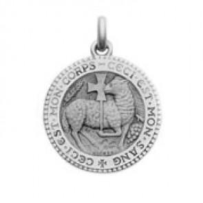 Médaille Becker Agneau Mystique (Argent)