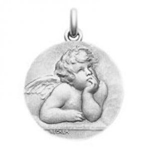 Médaille Becker Ange Raphaël (Argent)
