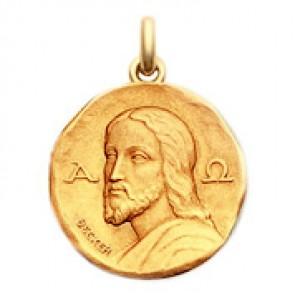 Médaille Christ Catacombes  - medaillle bapteme Becker