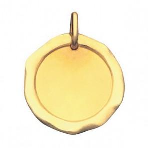 Médaille Laïque  - medaillle bapteme Becker