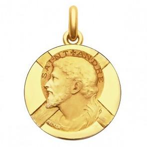 Médaille Saint André  - medaillle bapteme Becker