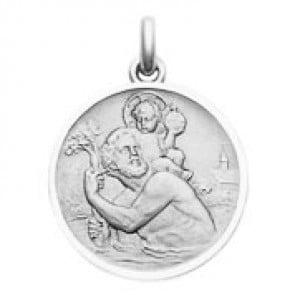 Médaille Becker Saint Christophe (Argent)