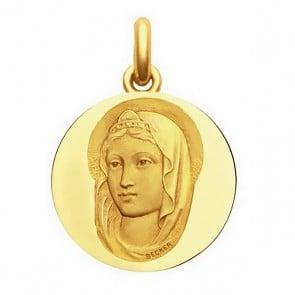 Médaille Sainte - medaillle bapteme Becker