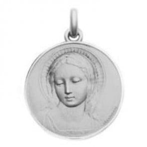 Médaille Becker Vierge Amabilis (Argent)