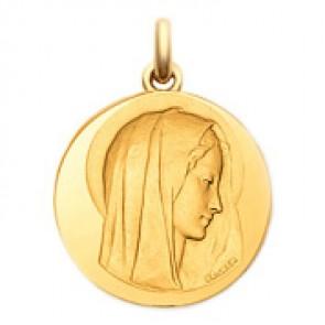 Médaille Virgo Dulcis  - medaillle bapteme Becker