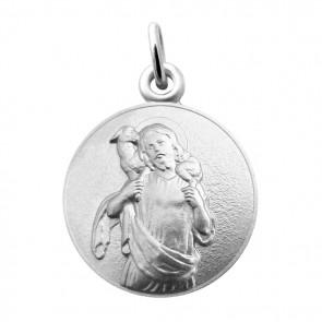 Médaille Bon Pasteur (Argent) Martineau
