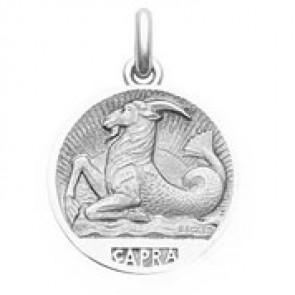 Médaille Zodiaque Capricorne BECKER ( argent)