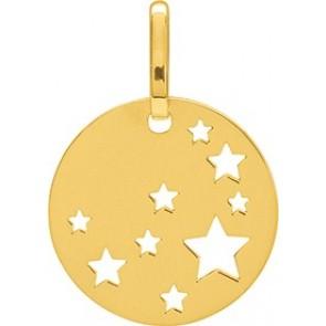 Médaille Ciel étoilé (Or Jaune)