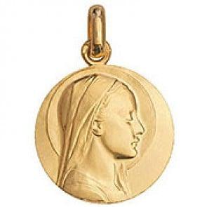 Médaille de l'Annonciation (Or Jaune)