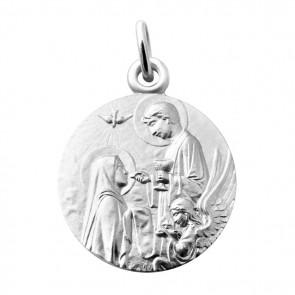 Médaille de l'Eucharistie Martineau (Argent)