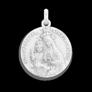 Notre-Dame du Mont Carmel (argent)