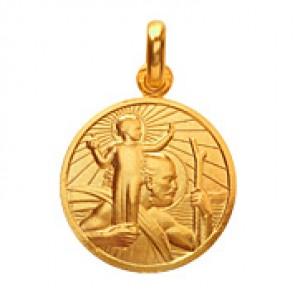 Médaille Saint-Christophe - Monnaie de Paris