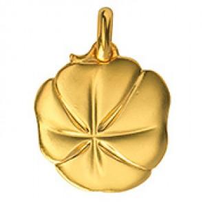 Médaille Trefle (Or Jaune) - La Monnaie de Paris