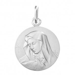 Médaille Vierge au pouce (Argent)