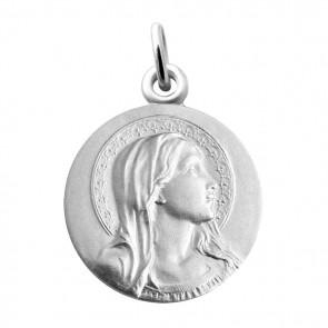 Médaille Vierge auréolée Martineau (Argent)