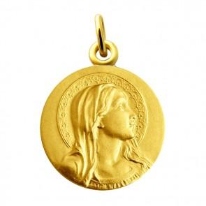 Médaille Vierge Auréolée Martineau (Vermeil)