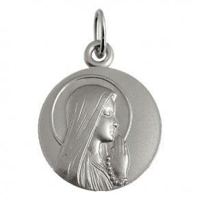 Médaille Ave Maria (Argent)