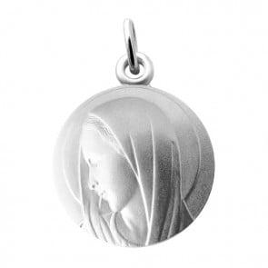 Médaille Vierge Marie Martineau (Argent)