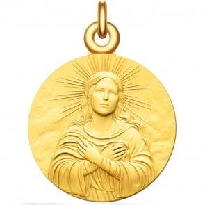 Médaille Vierge Divine