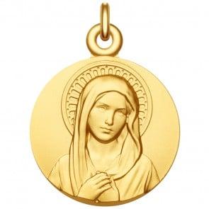 Médaille Vierge Magnifique - Médaille de baptême