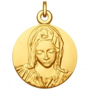 "Médaille Vierge ""La Pieta"""