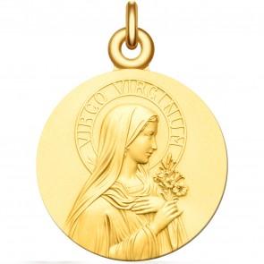 Médaille Vierge Virgo Virginum