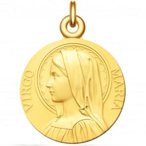 Médaille Vierge Virgo Maria