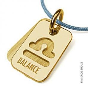 Pendentif SIGNS Balance (Or Jaune)
